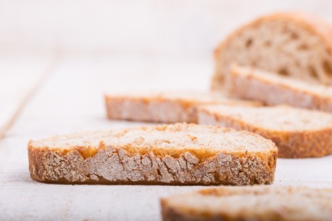 Limited Edition Deluxe Spelt Bread slices